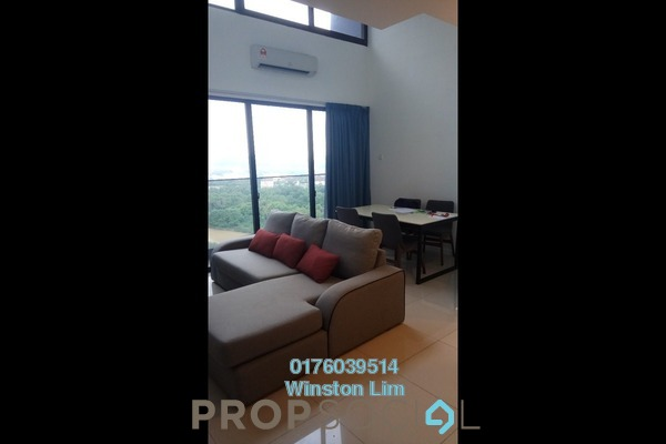 For Rent Condominium at D'Latour, Bandar Sunway Freehold Fully Furnished 1R/1B 1.2k