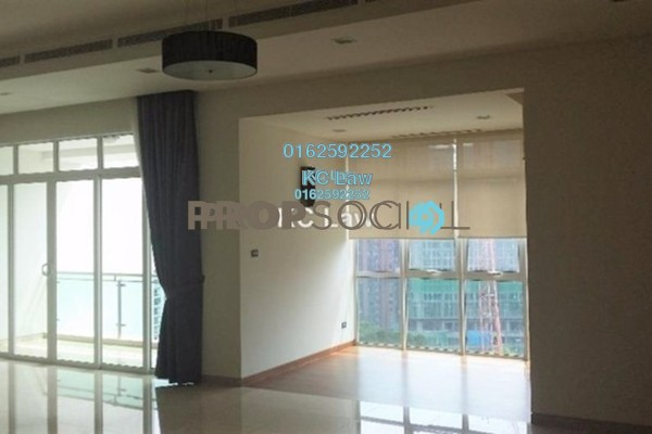For Sale Condominium at The Pearl, KLCC Freehold Semi Furnished 3R/4B 3.3m