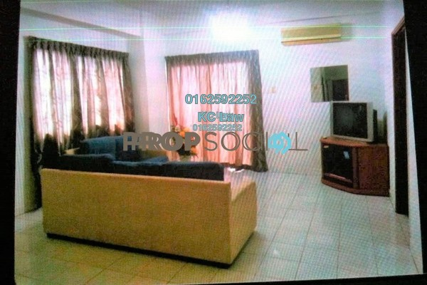 For Rent Condominium at Ridzuan Condominium, Bandar Sunway Freehold Fully Furnished 2R/2B 1.2k