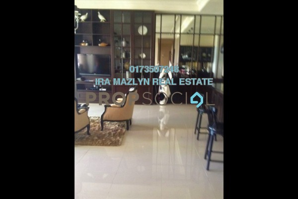 For Rent Condominium at The Park Residences, Bangsar South Freehold Fully Furnished 4R/3B 8k