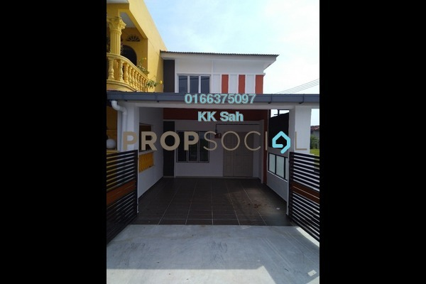 For Sale Link at Setia EcoHill, Semenyih Freehold Semi Furnished 3R/2B 370k