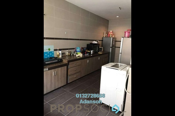 For Sale Terrace at Sunway SPK Damansara, Kepong Freehold Semi Furnished 5R/5B 1.63m