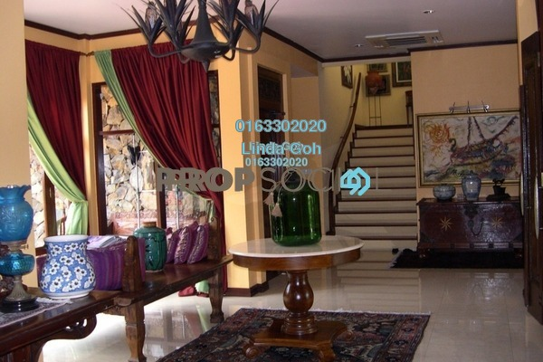 For Sale Bungalow at Tropicana Indah, Tropicana Freehold Fully Furnished 4R/5B 5.6m