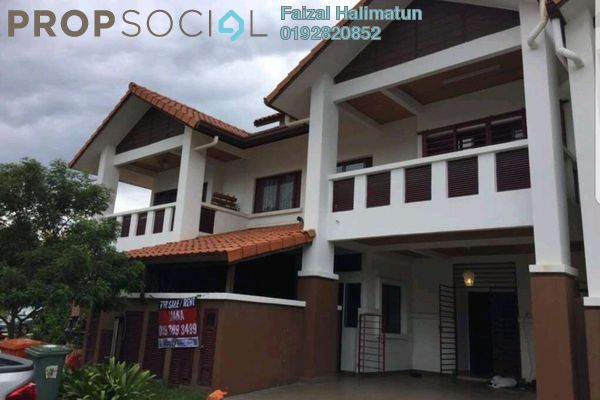 For Sale Terrace at Precinct 14, Putrajaya Freehold Unfurnished 4R/4B 890k