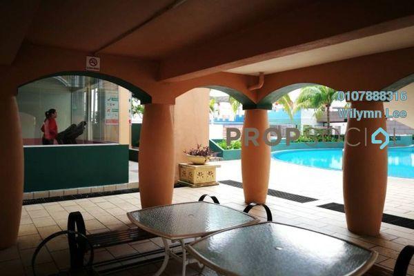 For Rent Condominium at Rhythm Avenue, UEP Subang Jaya Freehold Unfurnished 0R/0B 1.2k