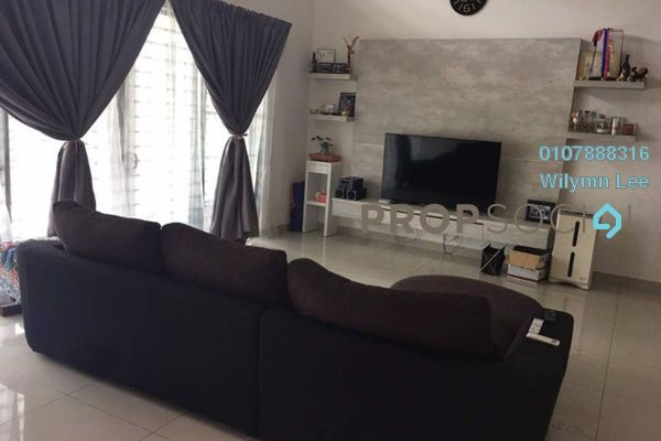 For Sale Terrace at Taman Putra Prima Commercial Square, Taman Putra Prima Freehold Fully Furnished 6R/6B 1.33m