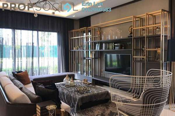 For Sale Semi-Detached at Cheria, Tropicana Aman Leasehold Unfurnished 5R/5B 1.45m