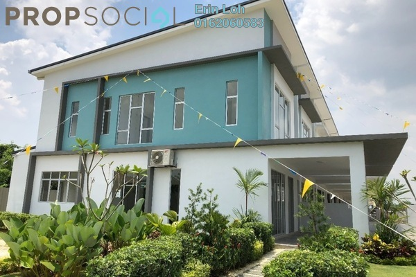 For Sale Terrace at Taman Impian Sutera 3, Shah Alam Freehold Unfurnished 4R/4B 578k
