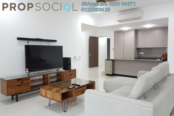 For Rent Condominium at Residensi 22, Mont Kiara Freehold Fully Furnished 4R/4B 8.8k