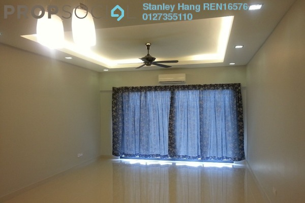 For Rent Condominium at Setia Walk, Pusat Bandar Puchong Freehold Semi Furnished 2R/2B 1.9k