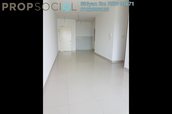 For Sale Condominium at Mercury Serviced Apartment @ Sentul Village, Sentul Freehold Unfurnished 3R/2B 510k