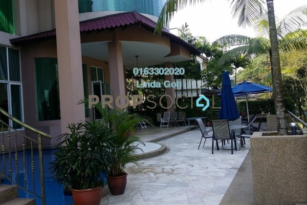 For Sale Bungalow at Tropicana Indah, Tropicana Freehold Fully Furnished 6R/9B 9m