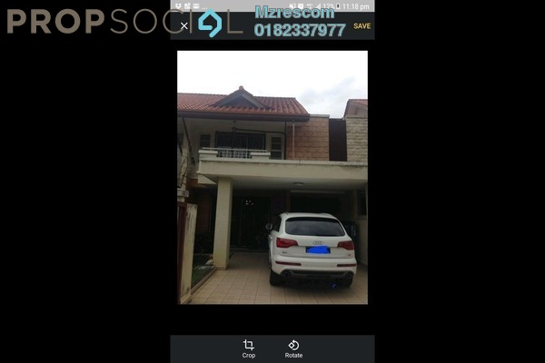For Sale Terrace at Bukit Wangsamas, Wangsa Maju Freehold Semi Furnished 7R/4B 1.55m