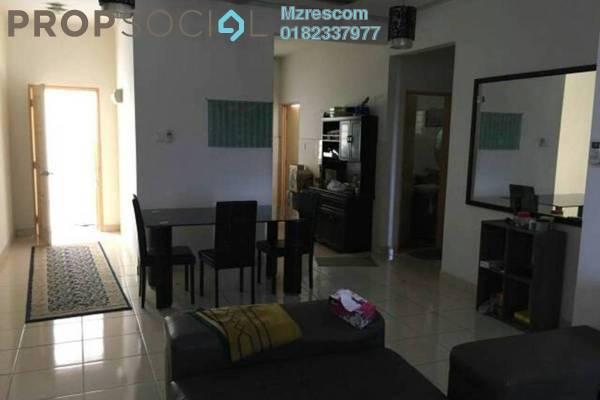 For Sale Apartment at Sri Ixora Apartment, Kajang Freehold Semi Furnished 3R/2B 355k