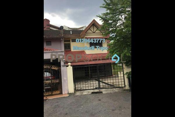 2 storey terrace endlot taman melati for sale 1 m4 izytjaypozyybzjtc small