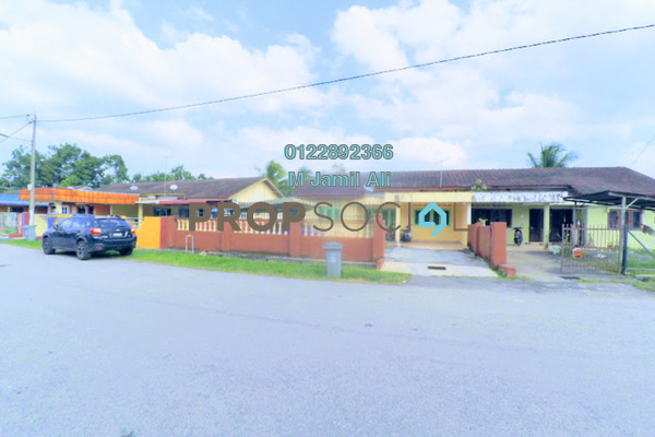 For Sale Semi-Detached at Taman Kemawan, Segamat Freehold Unfurnished 3R/2B 180k