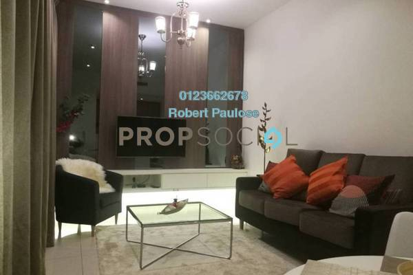 For Rent Serviced Residence at Nadi Bangsar, Bangsar Freehold Fully Furnished 2R/2B 5.5k