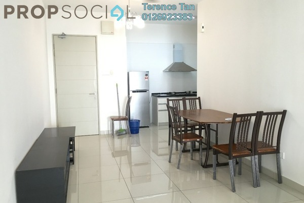 For Rent Condominium at The Regina, UEP Subang Jaya Freehold Semi Furnished 3R/2B 1.7k
