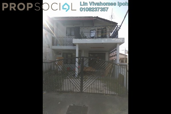 For Sale Terrace at Taman Boon Bak, Ipoh Freehold Unfurnished 4R/2B 218k