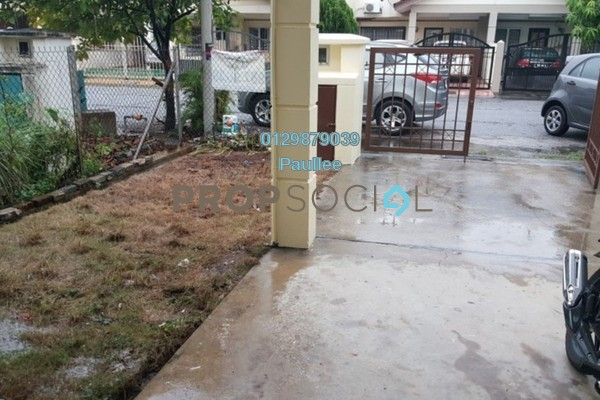 For Rent Terrace at PP 3, Taman Putra Prima Freehold Semi Furnished 4R/3B 1k