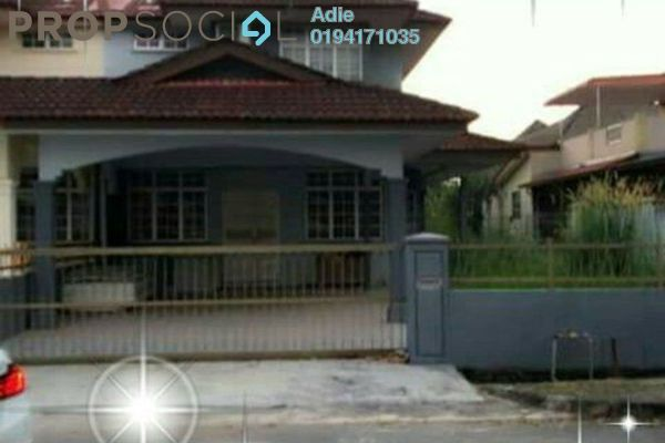 For Sale Semi-Detached at Ambangan Heights, Sungai Petani Freehold Unfurnished 4R/3B 345k
