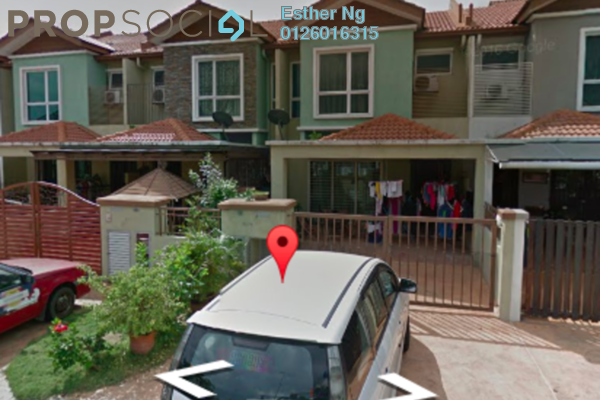 For Sale Terrace at Taman Puchong Prima, Puchong Leasehold Unfurnished 0R/0B 460k