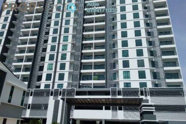 For Sale Condominium at Taman Tan Sai Gin, Bukit Mertajam Freehold Semi Furnished 4R/2B 520k