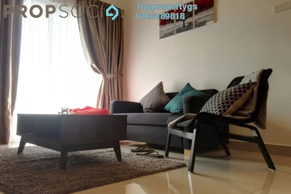 For Rent Serviced Residence at Anyaman Residence, Bandar Tasik Selatan Freehold Fully Furnished 3R/2B 2k