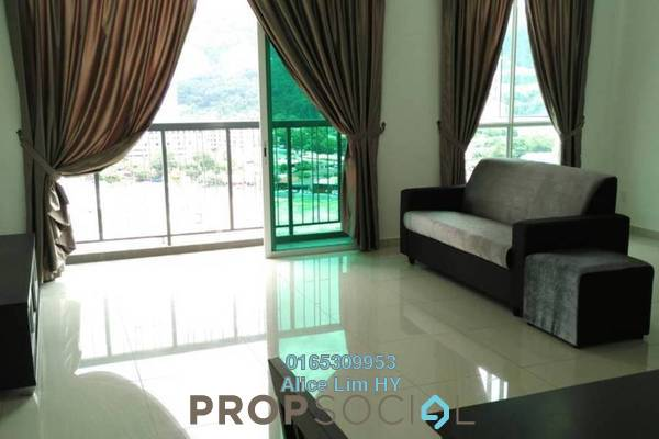 For Sale Condominium at One Imperial, Sungai Ara Freehold Fully Furnished 3R/2B 650k