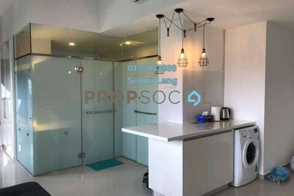 For Rent Condominium at Encorp Strand Residences, Kota Damansara Freehold Fully Furnished 1R/1B 1.9k