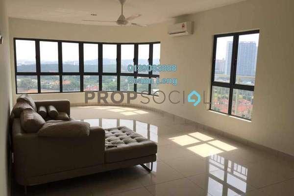 For Rent Condominium at Maisson, Ara Damansara Freehold Semi Furnished 3R/2B 2.5k