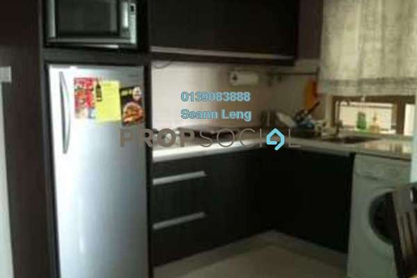 For Rent Condominium at Ritze Perdana 1, Damansara Perdana Freehold Fully Furnished 1R/1B 1.3k
