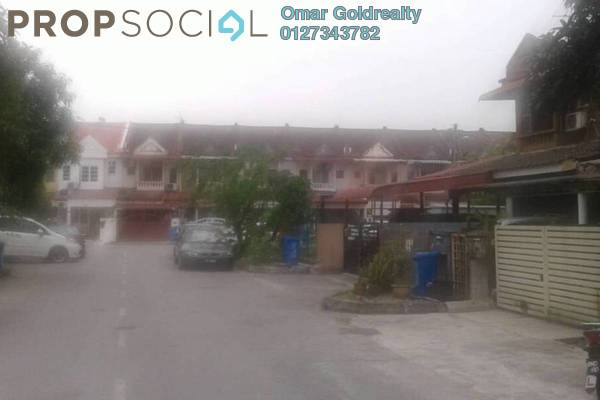 For Sale Terrace at Taman Sri Muda, Shah Alam Freehold Unfurnished 2R/2B 380k