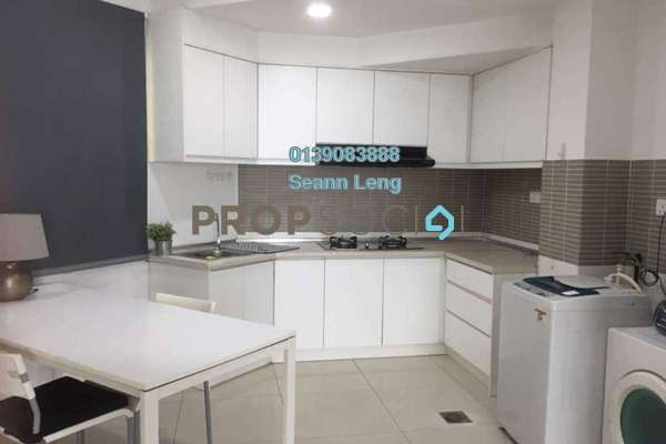 For Rent Condominium at Saujana Residency, Subang Jaya Freehold Fully Furnished 2R/1B 2.6k