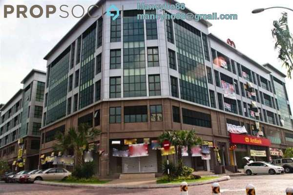 For Sale Shop at USJ Sentral, UEP Subang Jaya Freehold Semi Furnished 0R/0B 3.6m
