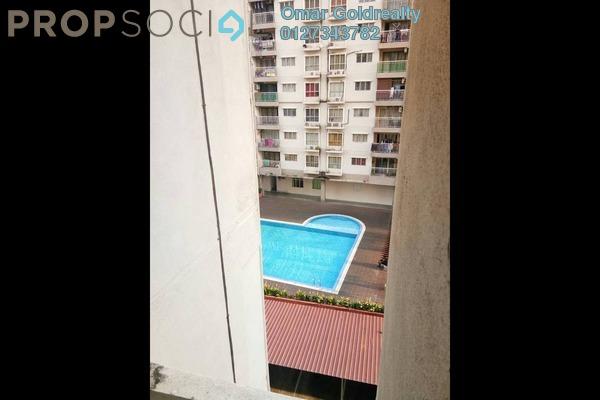 For Rent Condominium at Cahaya Permai, Bandar Putra Permai Freehold Semi Furnished 3R/2B 1k