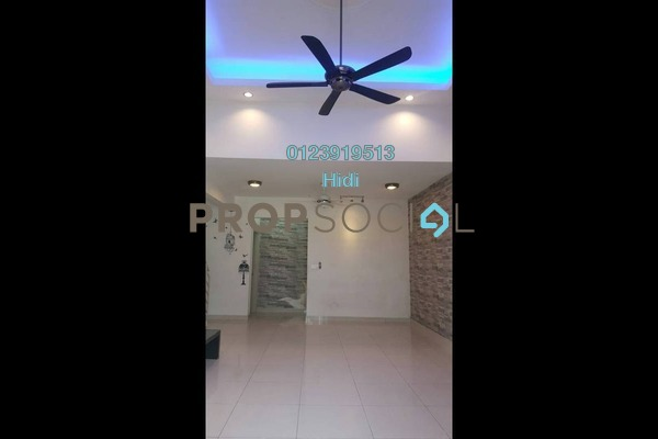 For Rent Terrace at PP 2, Taman Putra Prima Freehold Semi Furnished 4R/3B 1.6k