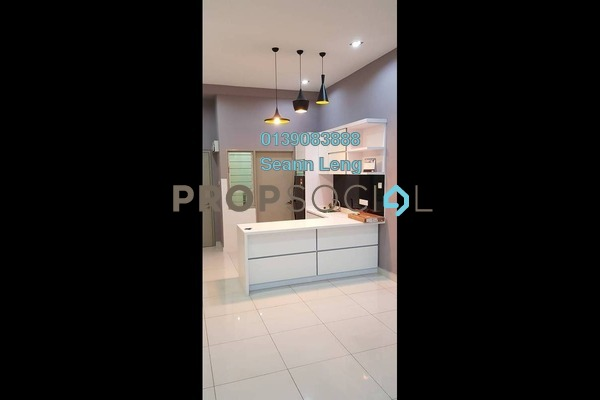 For Rent Condominium at Vue Residences, Titiwangsa Freehold Semi Furnished 2R/2B 2.3k