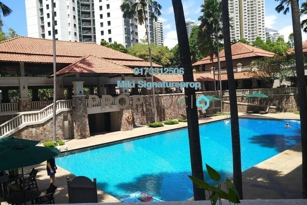 For Sale Condominium at Mont Kiara Damai, Mont Kiara Freehold Fully Furnished 4R/5B 2.3m