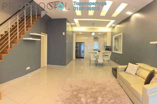 For Sale Terrace at Ukay Perdana, Ukay Freehold Fully Furnished 4R/3B 900k