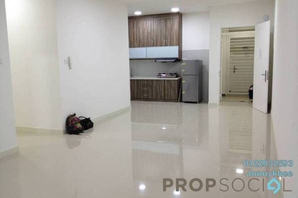 For Sale Condominium at Scenaria, Segambut Freehold Semi Furnished 3R/2B 730k