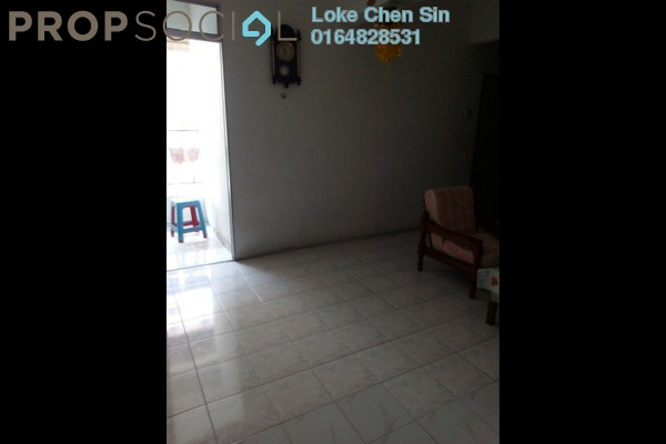 For Sale Condominium at Desa Mas Melur, Relau Freehold Semi Furnished 3R/2B 320k