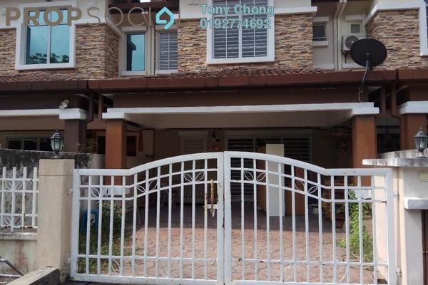For Sale Terrace at Cheras Vista, Bandar Mahkota Cheras Freehold Semi Furnished 4R/3B 780k