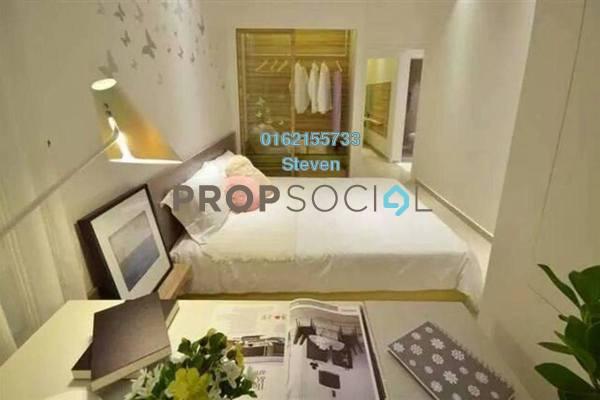 For Sale Condominium at Taman Mutiara Bangi, Bangi Freehold Fully Furnished 3R/2B 215k
