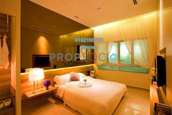 For Sale Condominium at Taman Persiaran Bangi, Bangi Freehold Fully Furnished 3R/2B 219k