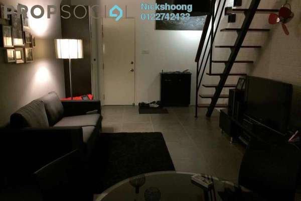 For Sale Condominium at Empire Damansara, Damansara Perdana Freehold Fully Furnished 1R/1B 478k