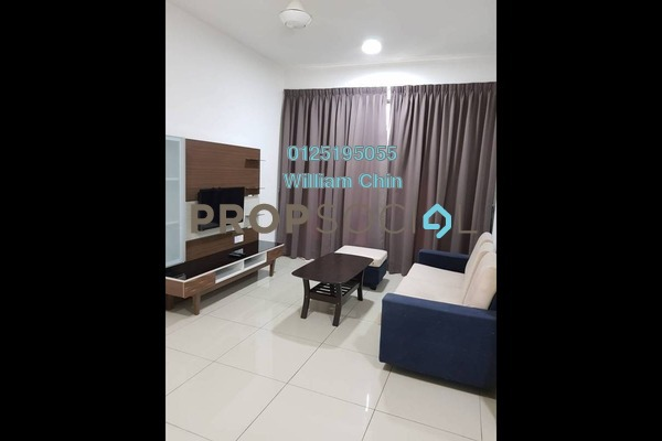 For Rent Condominium at Pearl Suria, Old Klang Road Freehold Fully Furnished 3R/2B 2.3k