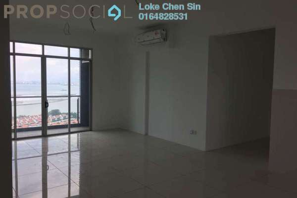 For Sale Condominium at City Residence, Tanjung Tokong Freehold Semi Furnished 4R/2B 1.58m