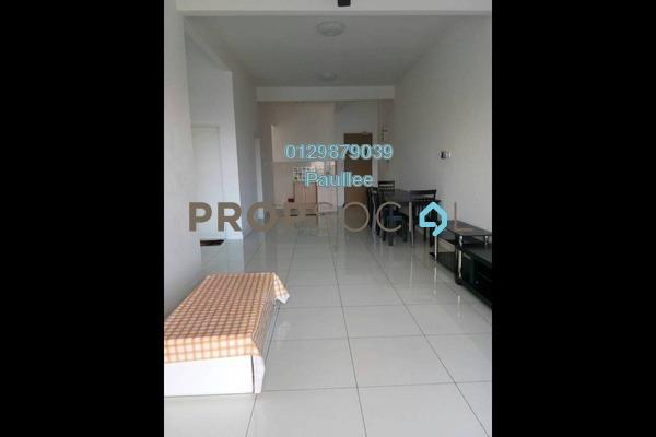 For Rent Condominium at Skypod, Bandar Puchong Jaya Freehold Semi Furnished 3R/2B 1.9k