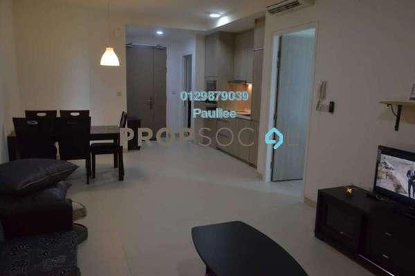 For Rent Condominium at AraGreens Residences, Ara Damansara Freehold Fully Furnished 2R/1B 2k